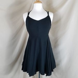 UO Kimchi Blue Fit & Flare Dress